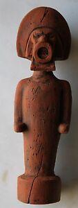 Fetiche-totem-Tintin-Chevalier-de-Hadoque-22cm-Figurine