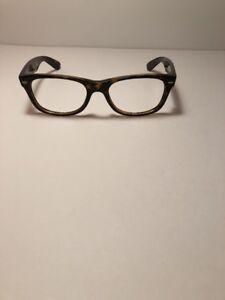 98975bb2c90 Ray Ban New Wayfarer RB 2132 902 52  18 3N Sunglasses (Made In ...