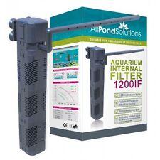 Internal Aquarium Fish Tank Submersible Filter - All Pond Solutions IF Range