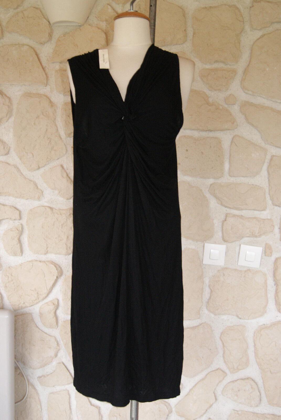 Robe blacke neuve size 4 marque GERARD DAREL étiqueté à
