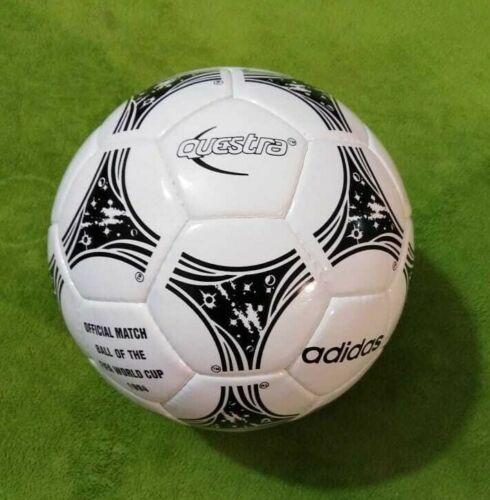 Inyección recibir Dirigir  Adidas questra Ball 1994 Size 5 Sporting Goods Soccer