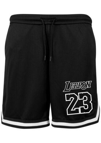 Pantaloncini Shorts Basket Lebron King James 23 Los Angeles All Star Games Uomo