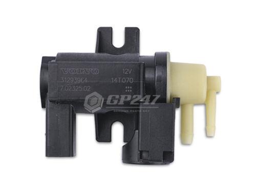 Druckwandler Turbolader VOLVO V40 V50 V60 V70 S40 S60 S80 XC60 XC70 C70 31293964