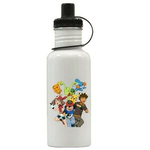Personalized Custom Pokemon Water Bottle Gift Add Name