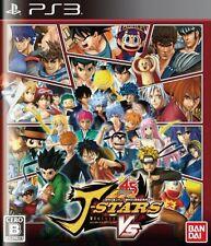 USED PS3 J Stars Victory Vs Japan Bandai Namco Enterteinment Free Shipping JAPAN