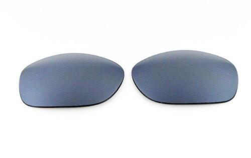 Pit argentée polarisée Bull soleil pour lunettes remplacement Oakley de de lentille Nouvelle Egqvn