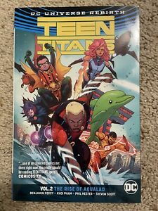 Teen-Titans-TPB-Vol-2-The-Rise-of-Aqualad-DC-Rebirth-Robin
