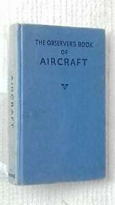 The-Observer-039-s-Book-Of-Aircraft-1967-by-Green-William-Hardcover-1967-01-01