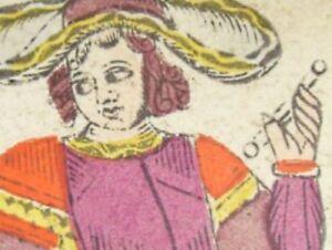 Tarot-de-Gassmann-Facsimile-contrecolle-artisanalement-a-l-039-ancienne