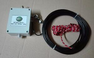 ANTENNA LONG WIRE 16,2M CON BALUN HI POWER 9:1 3Kw HF (RADIO end-feed)