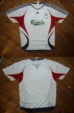 XXL + Liverpool Adidas Formotion Player Issue Shirt LIVERPOOL FC JERSEY 2006-07