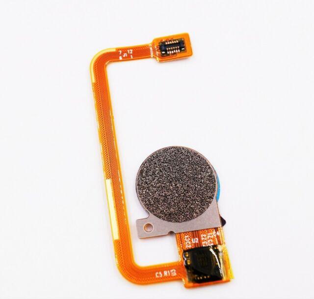 Original Sony xperia XA2 Ultra H3212 Fingerprint Sensor Flex Blue