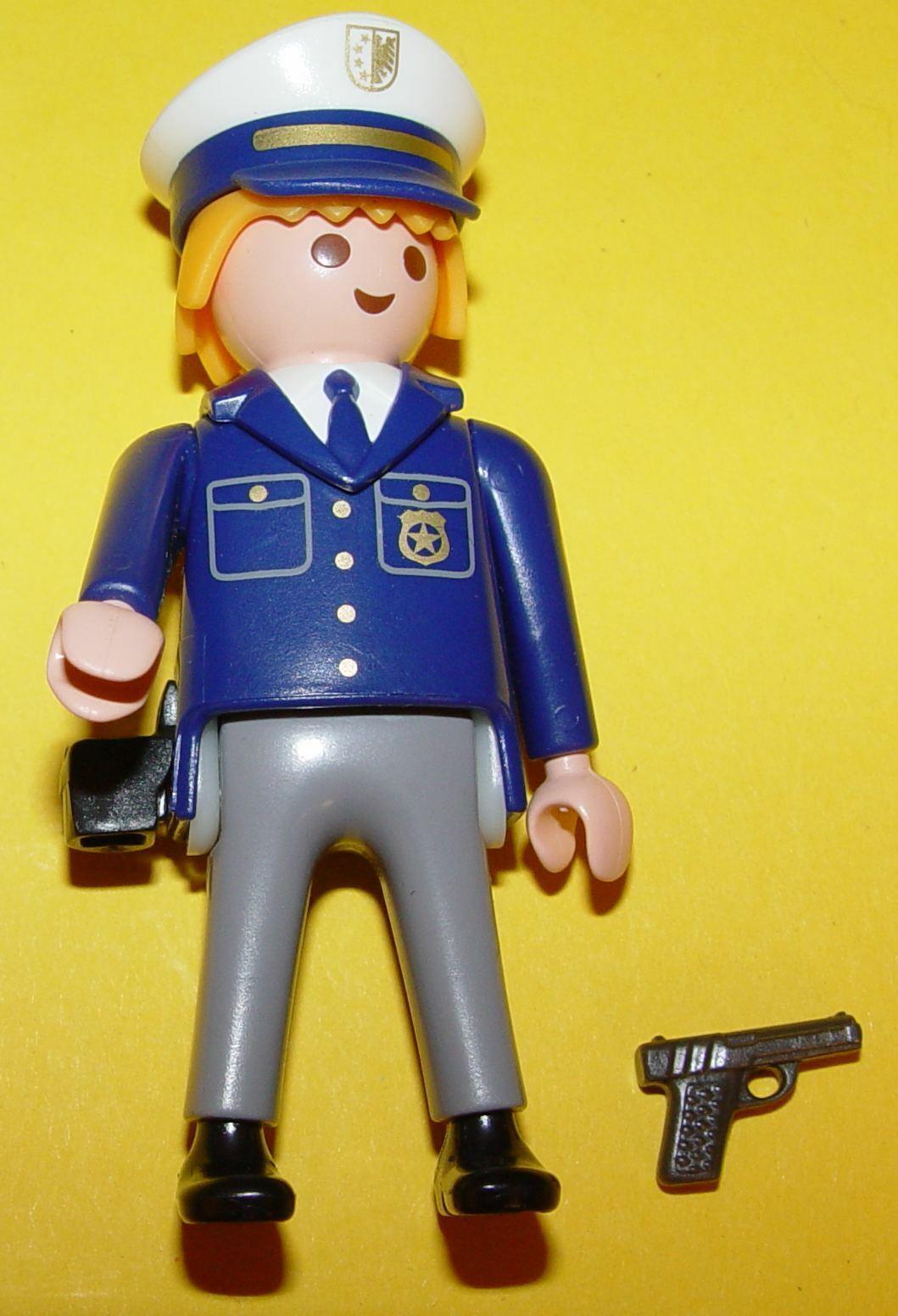 playmobil playmobil figuren polizei zum aussuchen polizist