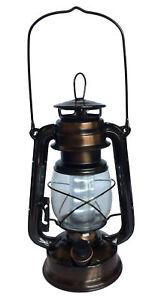 Lampada Luce Da Tavolo Western Decorazione Usa Lanterna Decorativa Miniera Storm Ebay