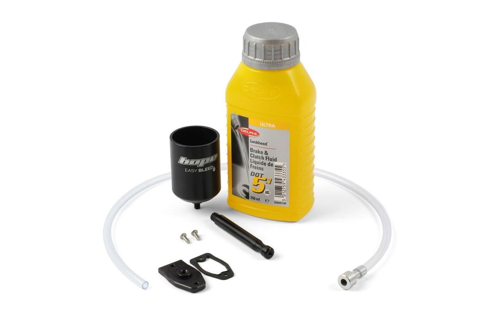 Hope Easy Brake Bleed Kit - Tech   Tech EVO