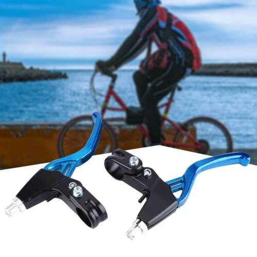 1Pair Aluminium Alloy Brake Clutch Level Handle Fit Mountain Bike Bicycle USA