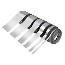 Chrome Detailing Foil Tape Car Stripe Coachline 10m Roll x 5mm Wide <<NEW>>
