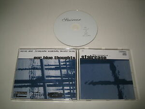 ESCALIER-THE-SOUND-OF-NOTRE-BLEU-THOUGHTS-PENSEES-FREECORE-003-CD-ALBUM