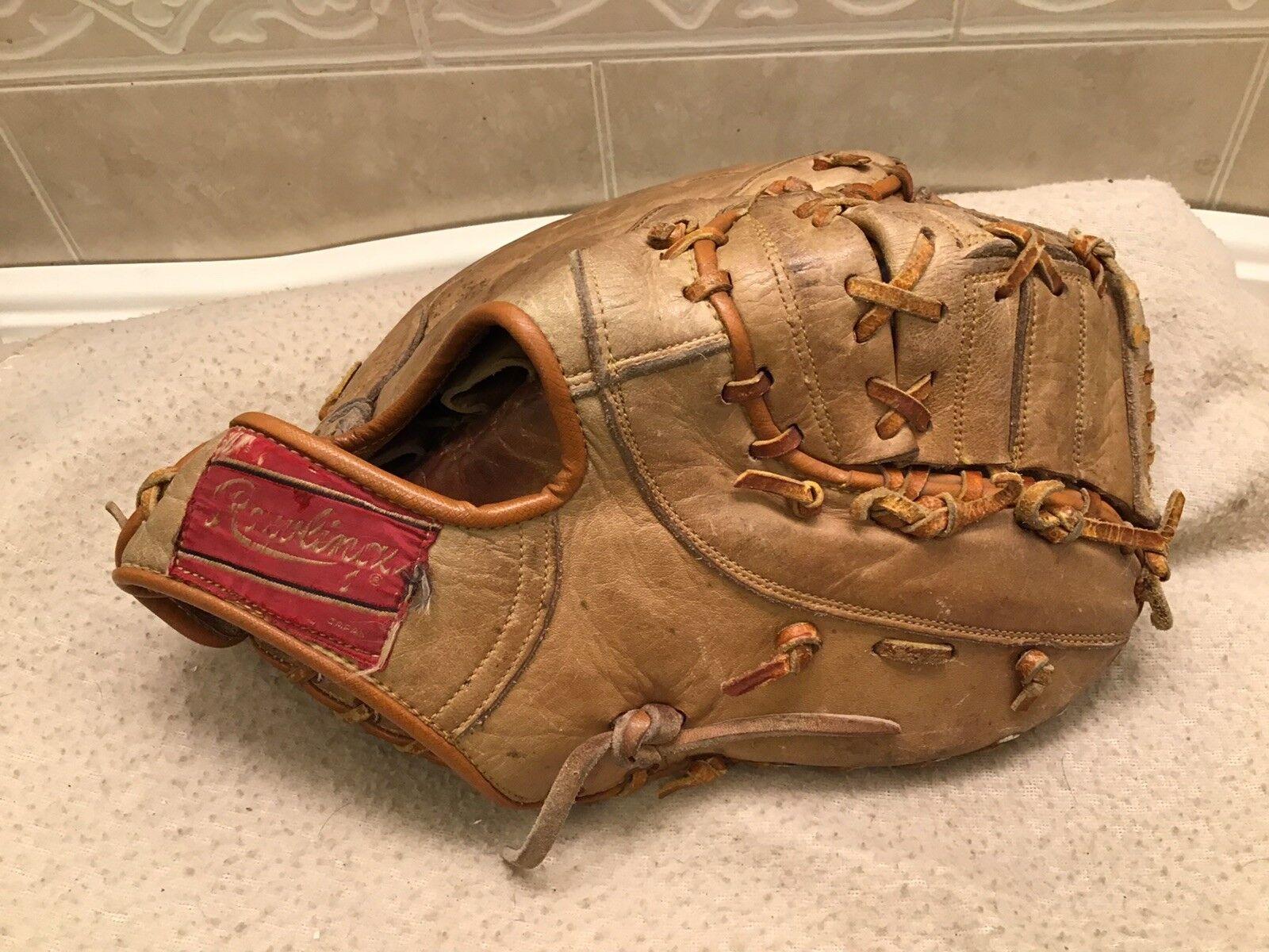 "Rawlings FJ-42 12"" Youth Baseball Softball First Base Mitt Right Hand Throw"