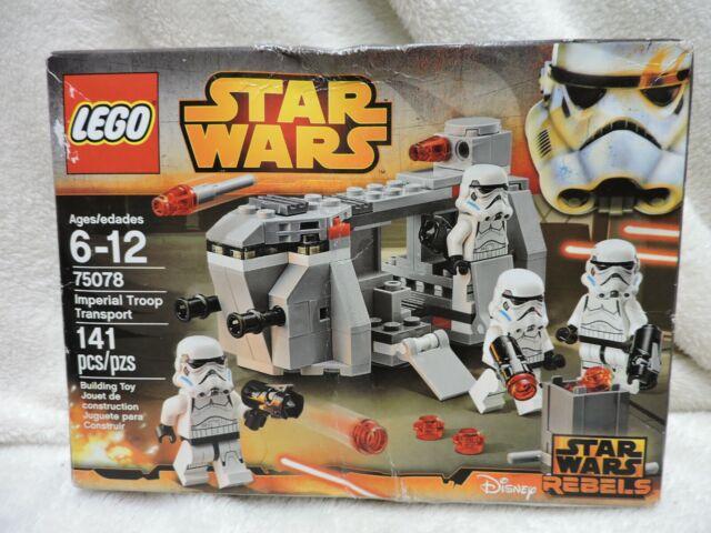 LEGO ® set 75078//star wars IMPERAL troop transport Battle pack