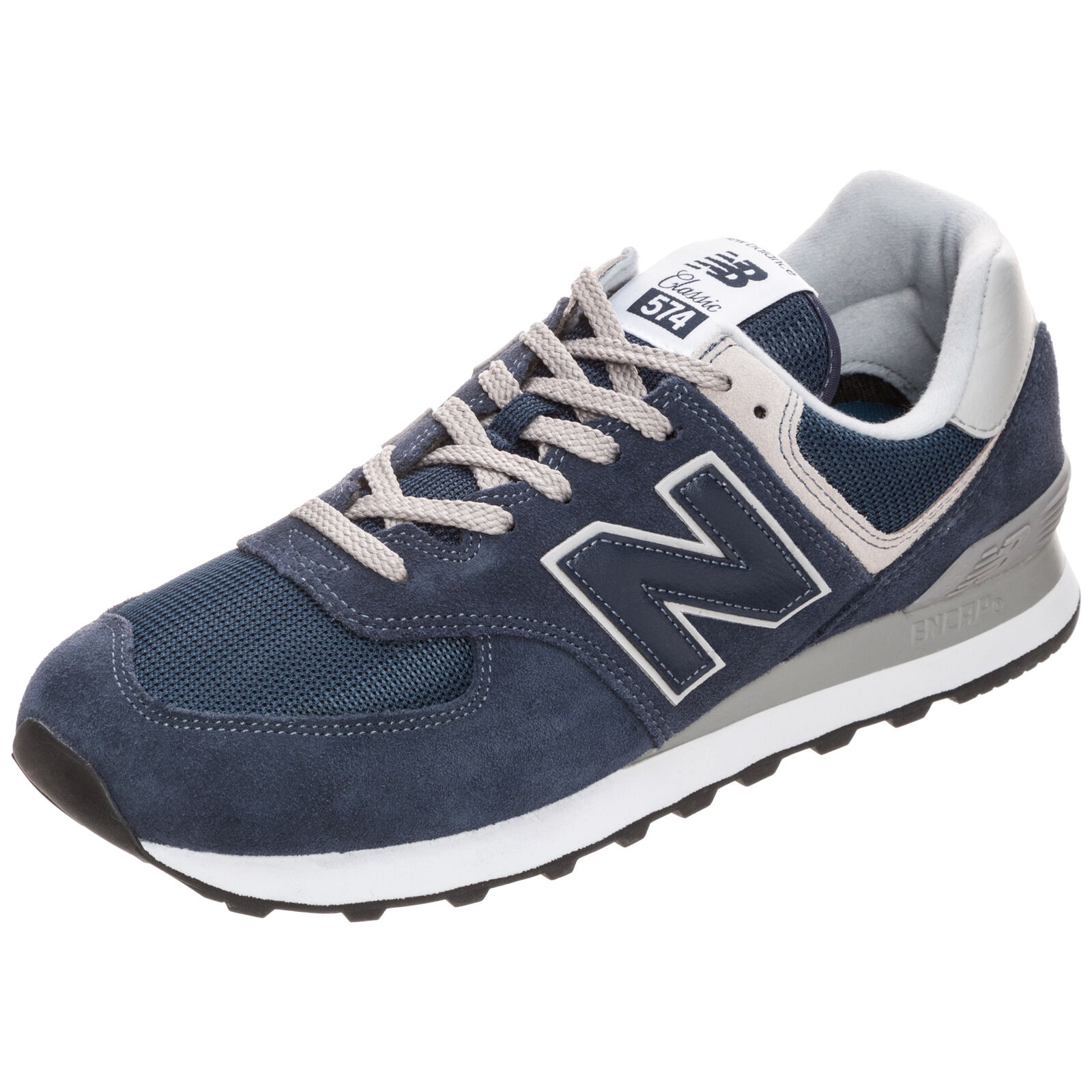 New Balance ML574-EGN-D Sneaker Blau NEU Schuhe Turnschuhe