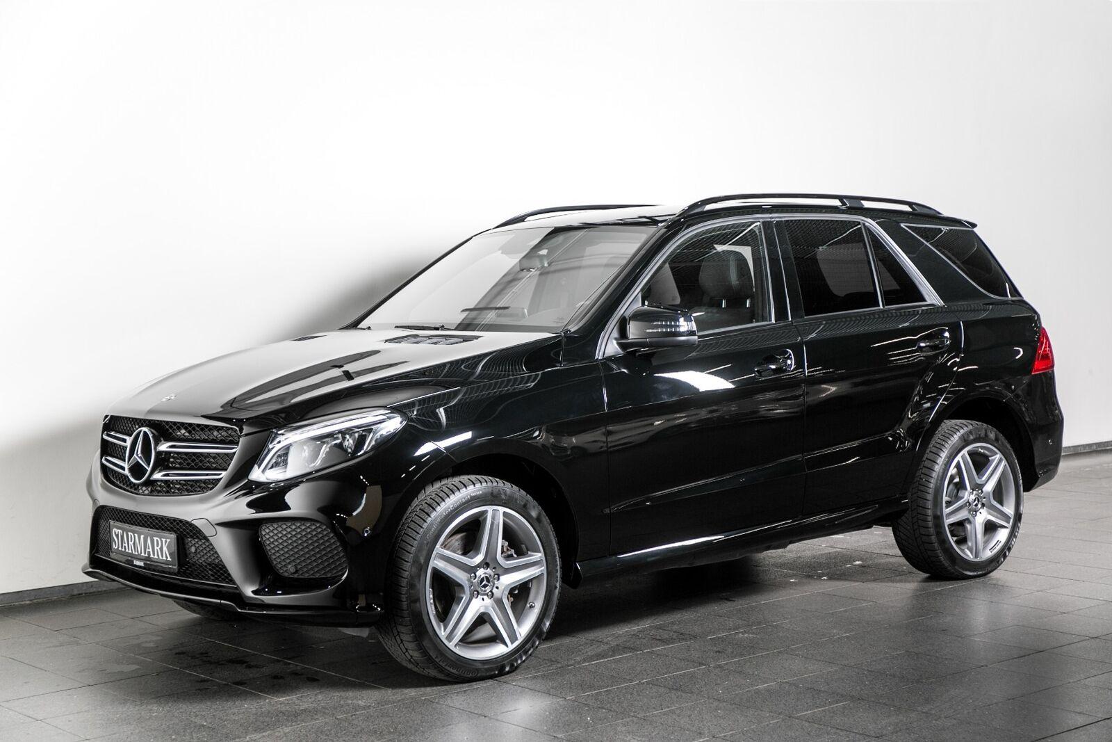 Mercedes-Benz GLE350 d 3,0 AMG+ aut. 4-M