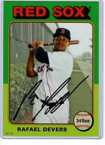 Rafael-Devers-2019-Topps-Archives-5x7-Gold-147-10-Red-Sox