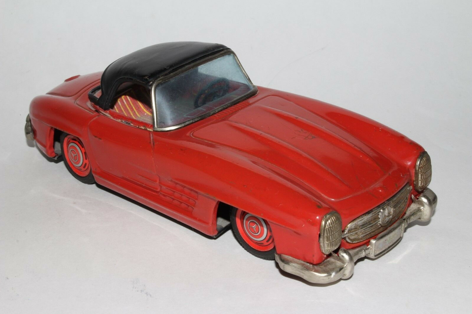 Bandai 1956 Mercedes Benz 300SL fricción coche, Original