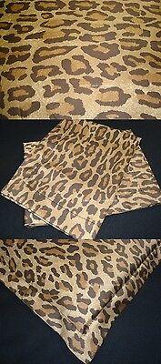 3 Euro European Pillow Cover Sham New Ralph Lauren VENETIAN LEOPARD 450tc fabric