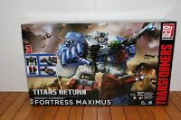 Transformers Generations Fortress Maximus Titans Returns