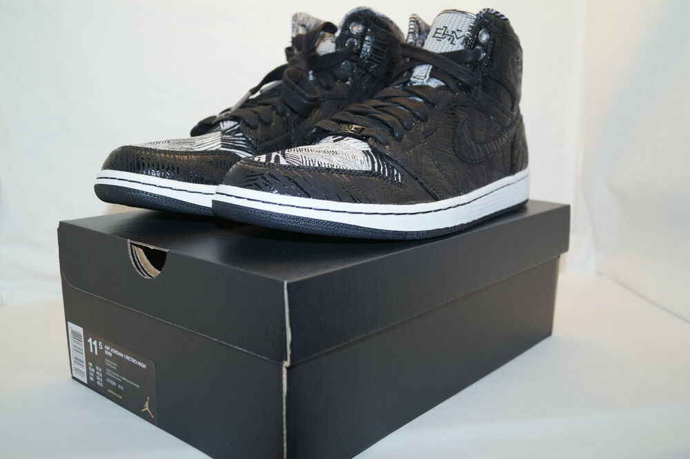 Nike Air Jordan 1 Retro High BHM