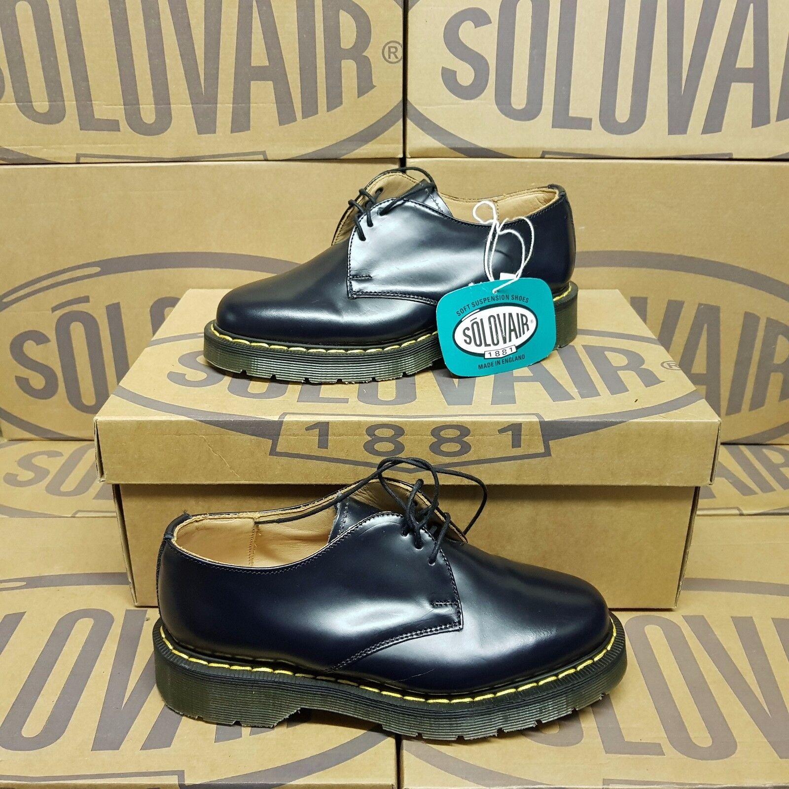 SOLOVAIR 3 Eye hommes femmes chaussures Navy UK 3 EUR 35 (pv 145£)