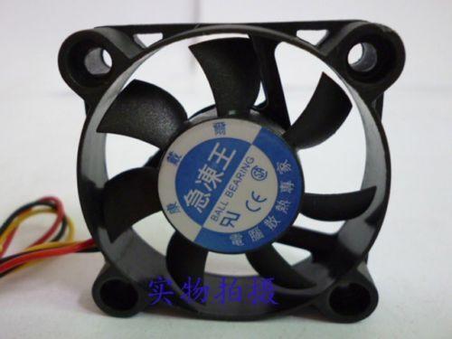 T/&T 4010M12C NF3 fan 40*40*10mm 12V 0.16A 3pin #M360 QL KC19