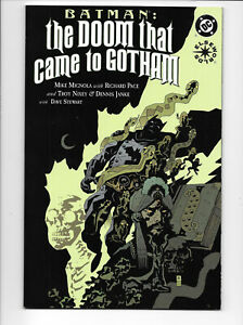 Batman-The-Doom-That-Came-To-Gotham-2-2000-VF-NM-DC-Comics