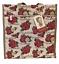Signare-Shopper-Blumen-Gobelin-Frieda-Kahlo-Rose-Schultertasche-Einkaufsbeutel Indexbild 1