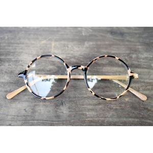 cfcae5f394 1920s Vintage oliver rétro lunettes rondes 19R0 Beige cadres classic ...
