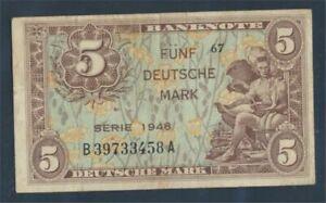 FR-of-Germany-Rosenbg-236a-used-III-1948-5-German-Mark-8087414
