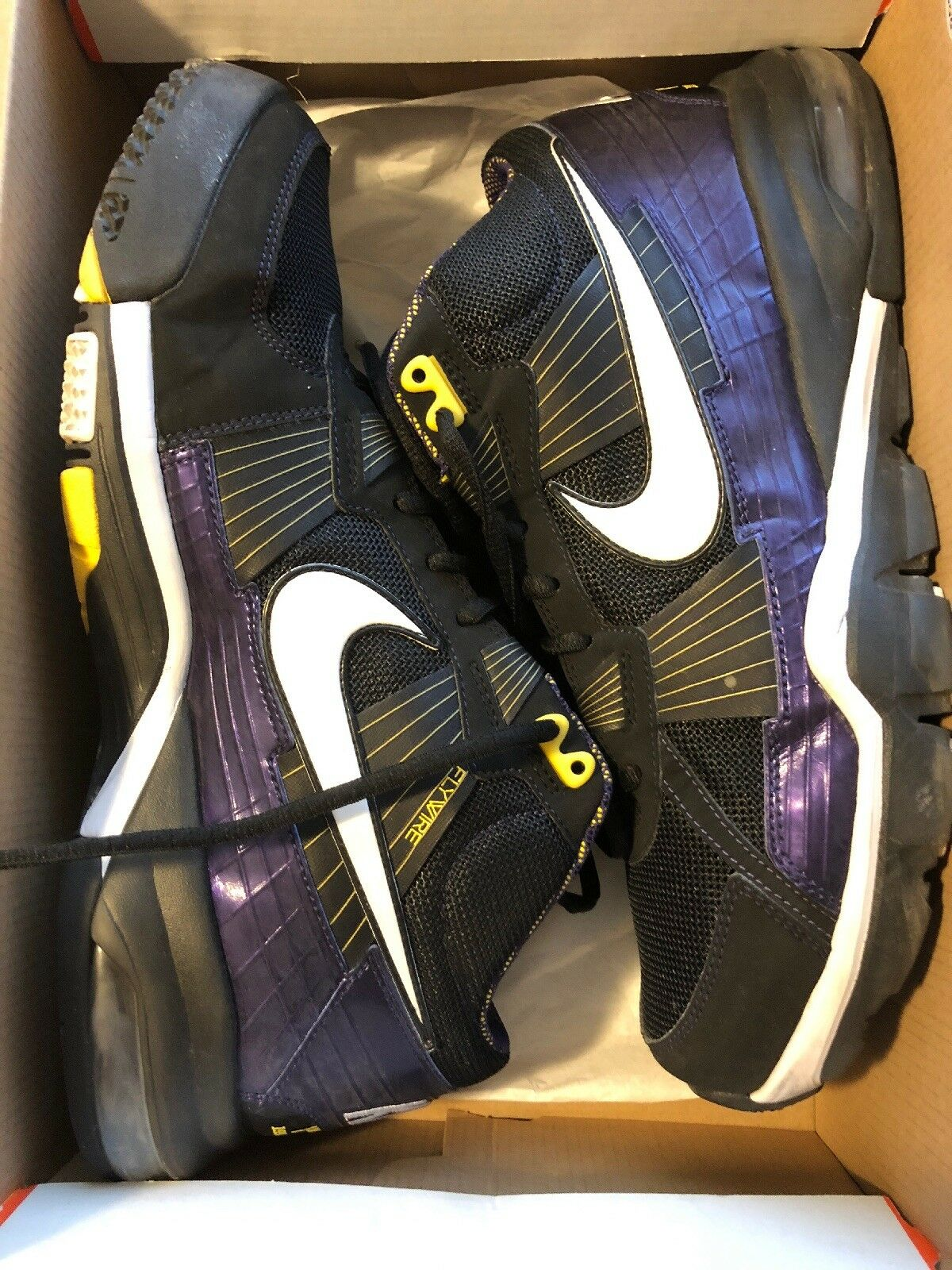 Nike Trainer SC 2010 Adrian Peterson Edition Size 10.5