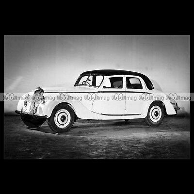 #pha.009242 Photo RILEY RMC CONVERTIBLE 1948-1951 Car Auto