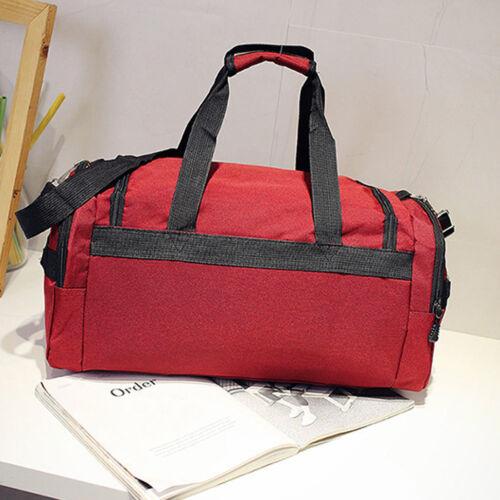 Men Women Travel Casual Outdoor Work Luggage Large Gym Duffle Sport Bag Satchel