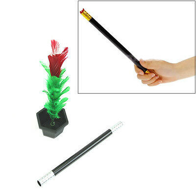 Kids Fun Toy Gift Comedy Party Stage Magic Trick Show Prop Flower Feather Sticks