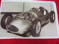 1940 Mercedes Benz Race Car Big 11 X 17 Photo Picture