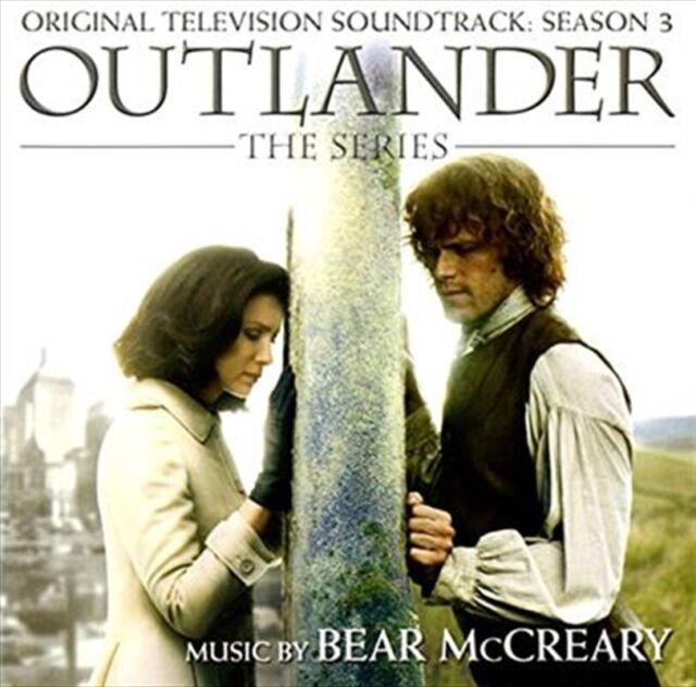 BEAR MCCREARY - OUTLANDER: SEASON 3 (ORIGINAL TELEVISION SOUNDTRACK) (CD Album)