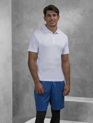 AWDis SuperCool Performance Polo Men/'s polyester performance//training//sports Top