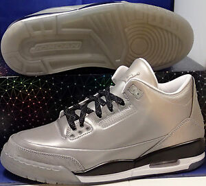 c62cdc43aca6 2014 Nike Air Jordan 5Lab3 Reflect Silver 3M Retro SZ 8 ( 631603-003 ...