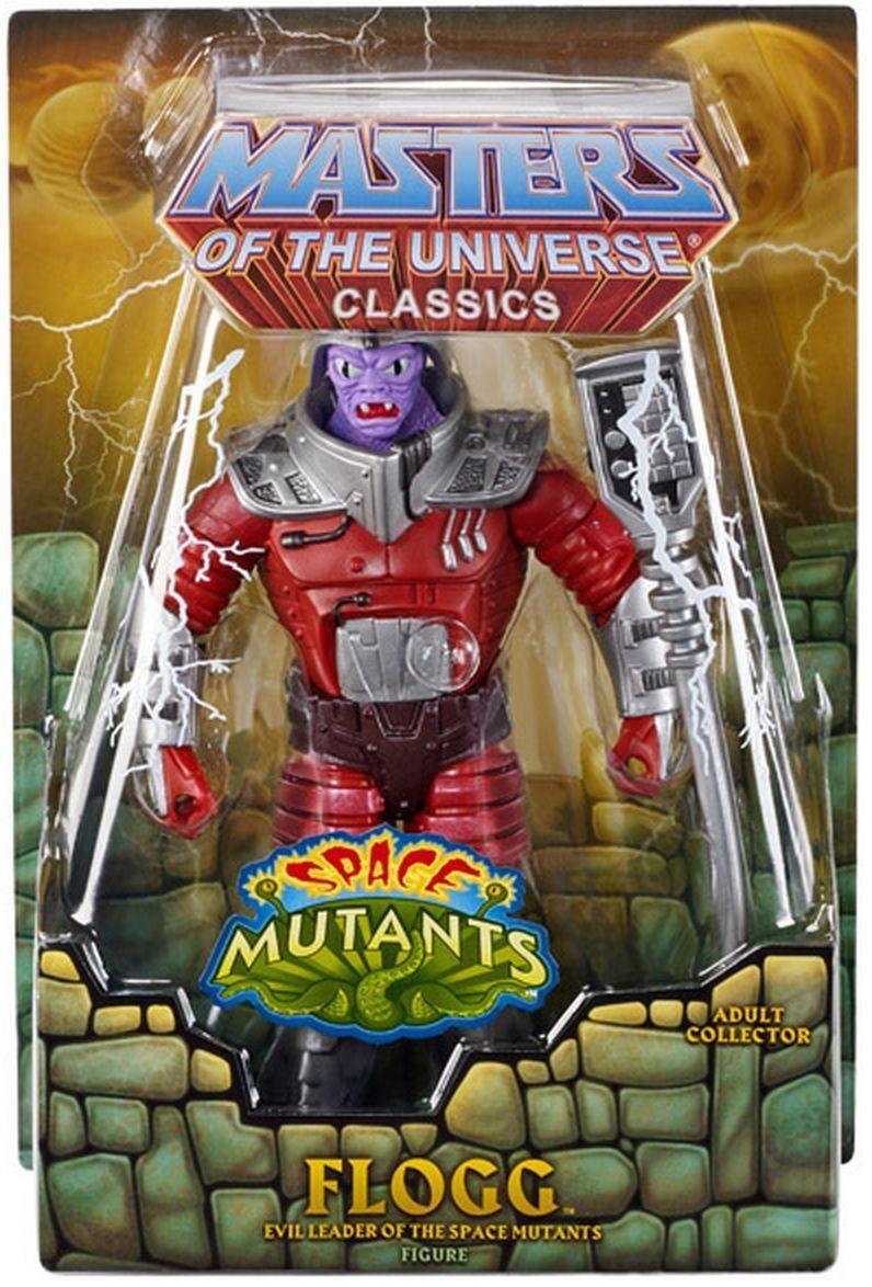 Flogg Space Mutants Masters of the Universe Classics MOTUC Club New Adv Figure