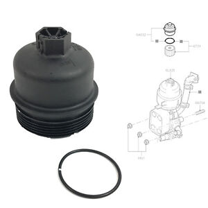 OIL       FILTER    HOUSING    CAP    FOR FIAT DUCATO  CITROEN RELAY