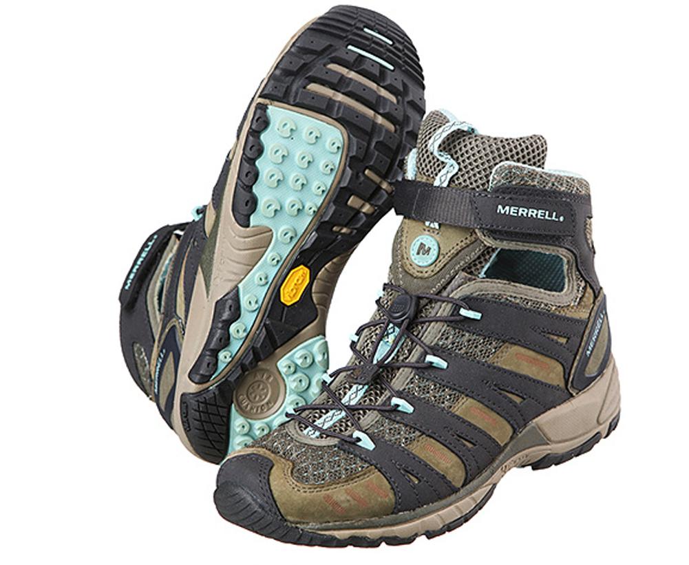 Merrell kvinnor Avian ljus Mid Hiking stövlar Trail skor