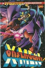 ONSLAUGHT X-MEN 1 (1996) superheroes Wolverine mutants X-Men comic book NM-