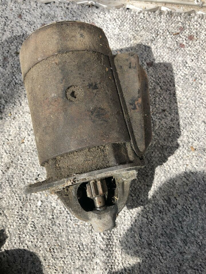 Chevrolet, Ford m.fl. Startmotor